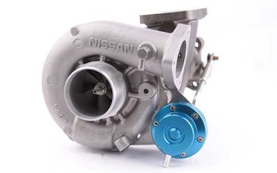 Nissan Skyline RB25 drop in replacement turbo