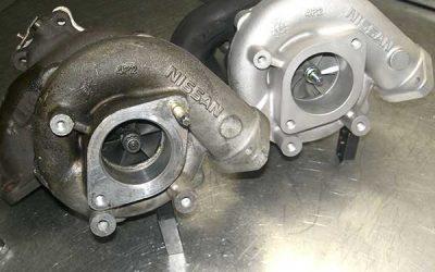 Nissan VQ30DET 400hp bolt in turbo upgrade