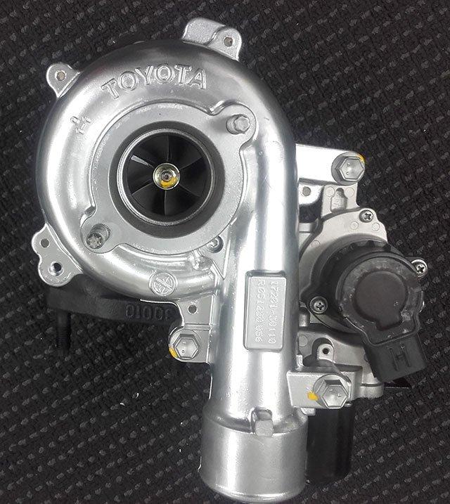 Exchange Toyota Hilux 1KD Turbocharger