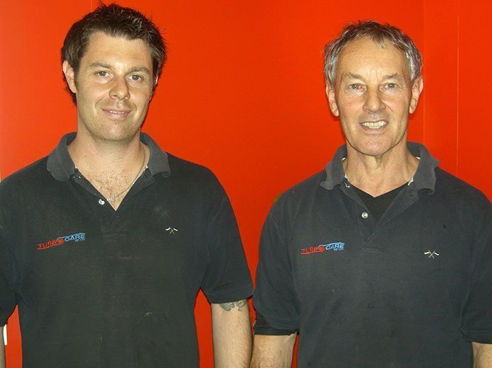 Turbo Care Jarrad and Garry Whall