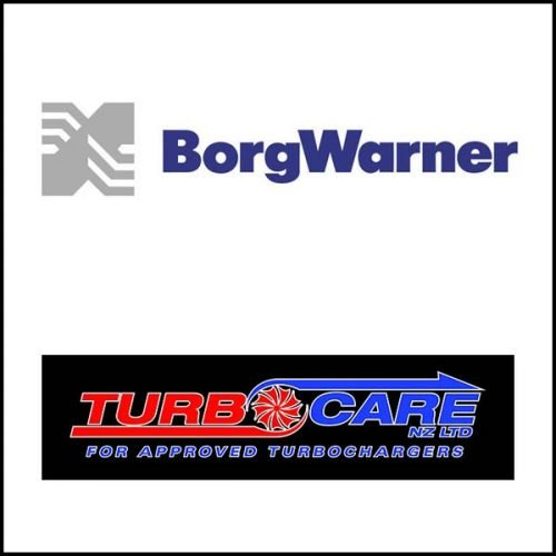 Turbo Care Borg Warner Genuine Turbocharger