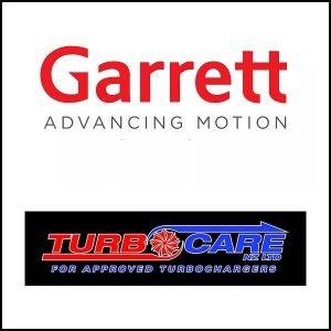 Turbo Care Garrett Genuine Turbocharger