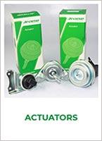 Jrone turbocharger systems actuators