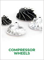 Jrone turbocharger systems compressor wheels