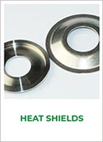 Jrone turbocharger systems heat shields
