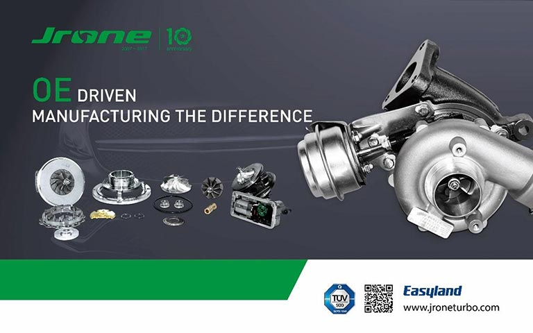 Jrone turbochargers and accessories