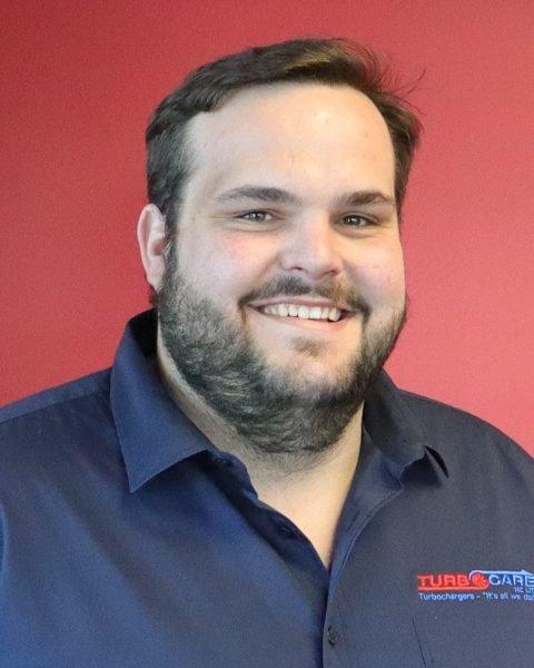 Trent Moran - Trainee Turbocharger Technician/Sales