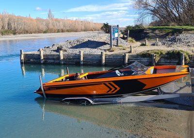 Jettec Aluminium Jet Boats