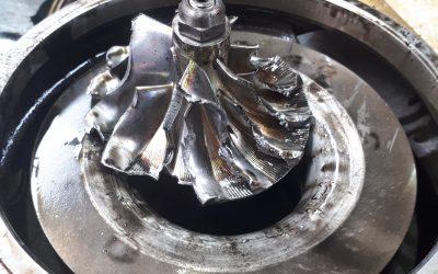 Turbo Failure – Overspeeding