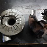 Low cycle fatigue failure